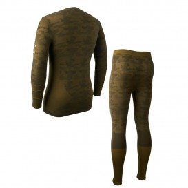 DEERHUNTER Camou Wool Underwear Set | termo sada