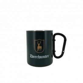 DEERHUNTER Cup w. Hook - hrnček s karabínou