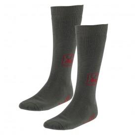 DEERHUNTER 2-pack Socks Long | ponožky dvojbalenie