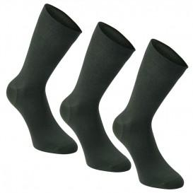 DEERHUNTER 3-pack Bamboo Sock - ponožky trojbalenie
