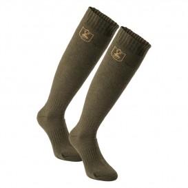 DEERHUNTER 2-Pack Wool Socks Long - ponožky dvojbalenie