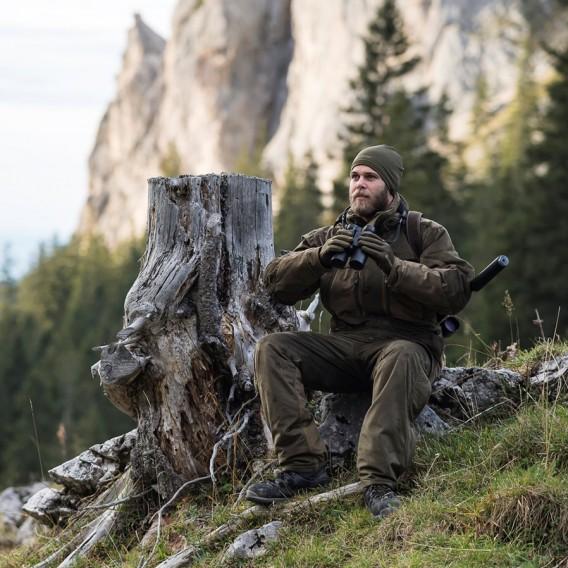 DEERHUNTER Rusky Silent Trousers - poľovnícke nohavice