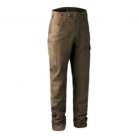 DEERHUNTER Strassbourg Leather Trousers   kožené nohavice
