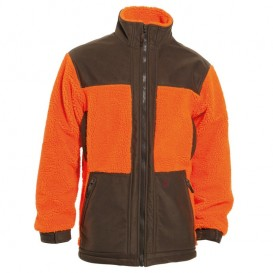 DEERHUNTER Retrieve Fiber Pile Blaze Jacket | poľovnícka bunda