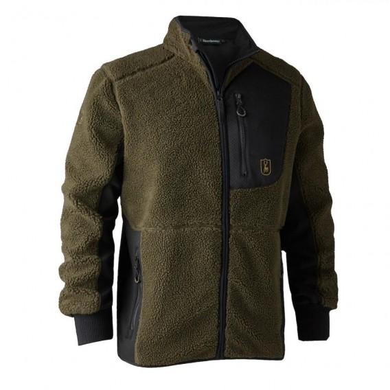 DEERHUNTER Rogaland Fiber Pile Jacket - poľovnícka bunda