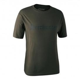 DEERHUNTER Logo T Shirt S/S - tričko s nápisom