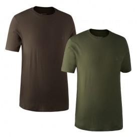 DEERHUNTER T-Shirt 2 Pack - dvojbalenie tričká