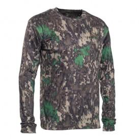 DEERHUNTER Trail Camo EQ T-Shirt | funkčný nátelník