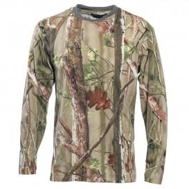 DEERHUNTER GH Stalk T Shirt | kamuflážny nátelník