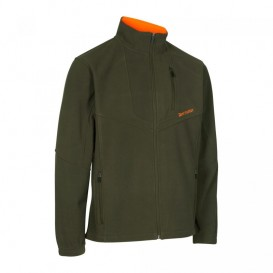 DEERHUNTER Schwarzwild II Fleece Jacket | flísová bunda