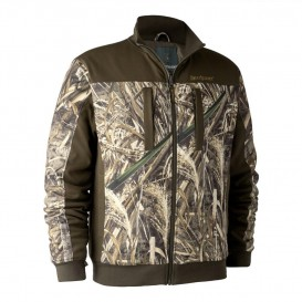 DEERHUNTER Mallard Zip-in Jacket - flísová bunda
