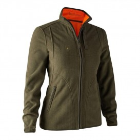 DEERHUNTER Lady Pam Bonded Fleece Jacket - obojstranná bunda
