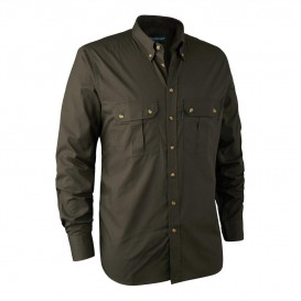 DEERHUNTER Clark Shirt Elm - poľovnícka košeľa