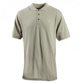 DEERHUNTER Berkeley Polo Shirt Beige | poľovnícka polokošeľa