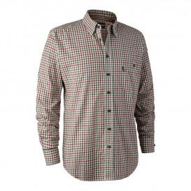 DEERHUNTER Zachary Shirt - bavlnená košeľa