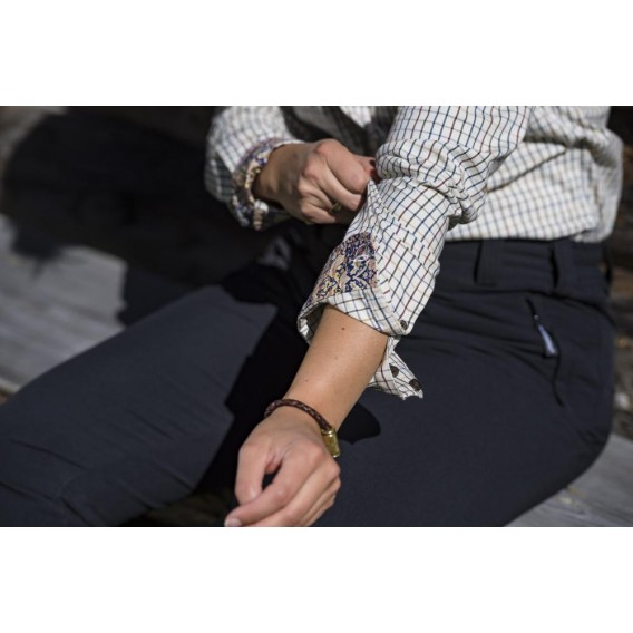 DEERHUNTER Lady Isabella Shirt with stretch - strečová dámska košeľa