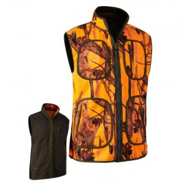 DEERHUNTER Gamekeeper Reversible Waistcoat - obojstranná vesta
