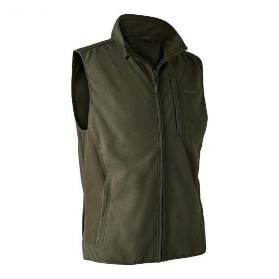 DEERHUNTER Gamekeeper Bonded Fleece Waiscoat - poľovnícka vesta