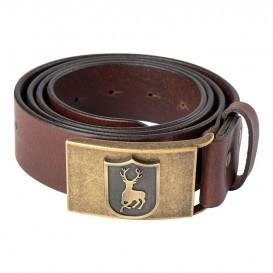 DEERHUNTER Leather Belt - kožený opasok