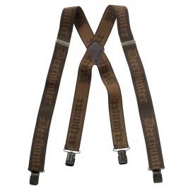 DEERHUNTER Braces with Clips 120cm - traky na klip