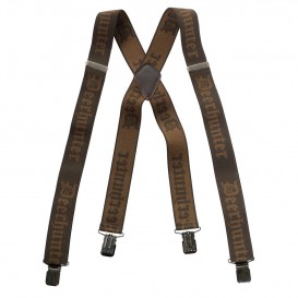 DEERHUNTER Braces with Clips 130cm - traky na klip