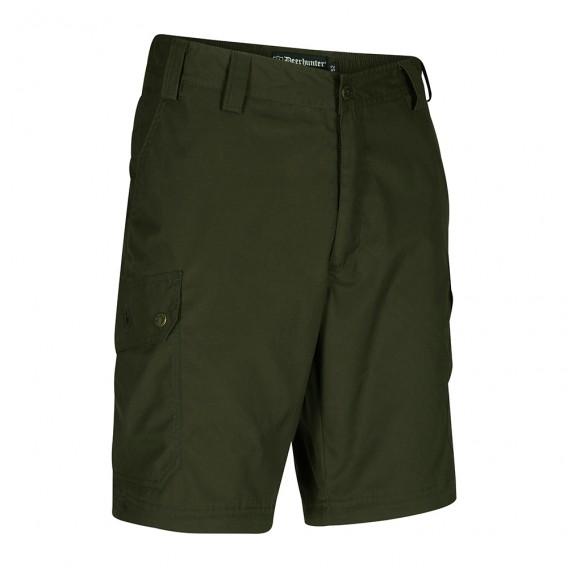 DEERHUNTER Lofoten Zipp-Off Trousers Green | multifunkčné nohavice